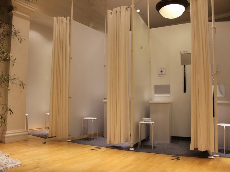amazing retail dressing room ideas
