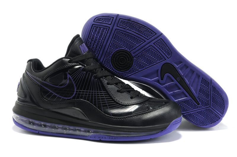 Nike Air Max 360 BB Low Men's Basketball Shoes in 2020