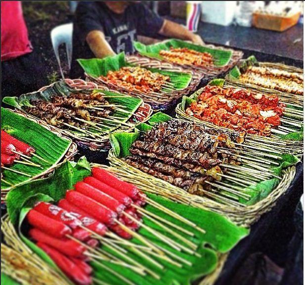 Filipino Street Food :) Omnomnom