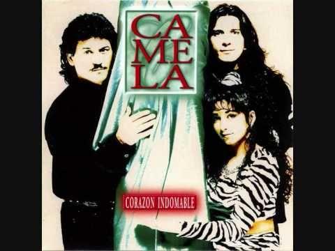 camela mi vida (corazón indomable 1997) - YouTube
