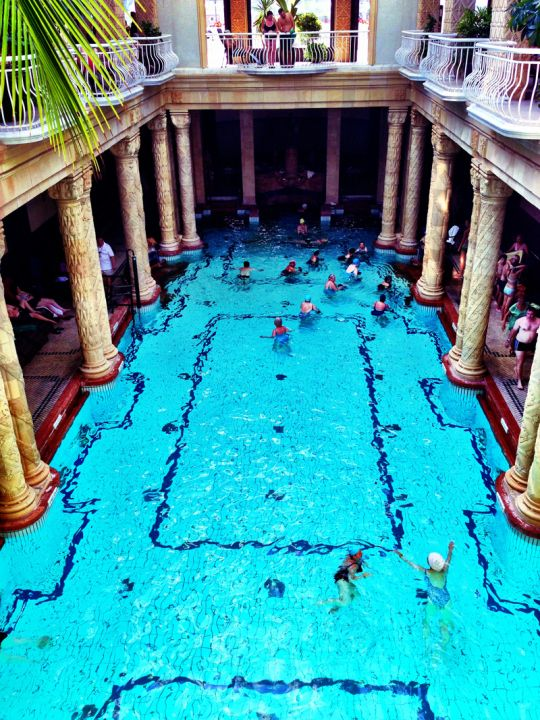Thermal Baths For The Best Pampering Days And Breaks In Budapest - The 5 best thermal baths in budapest