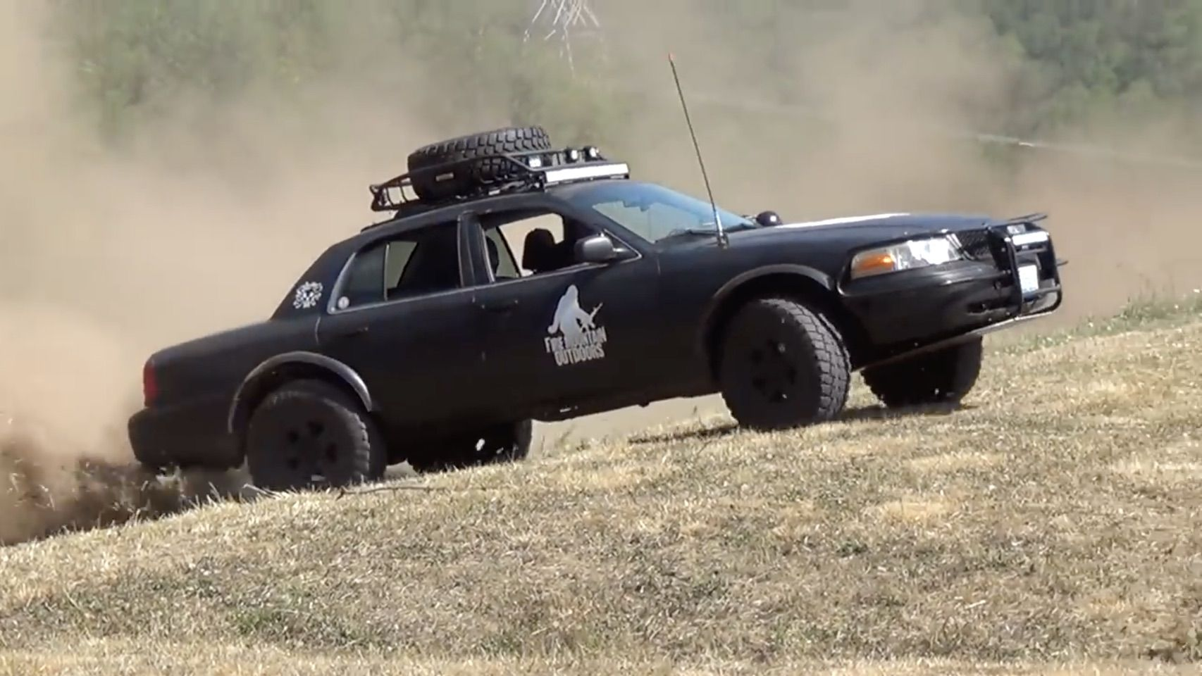 Big Vicky Check Out This Lifted Gambler Tested Crown Victoria