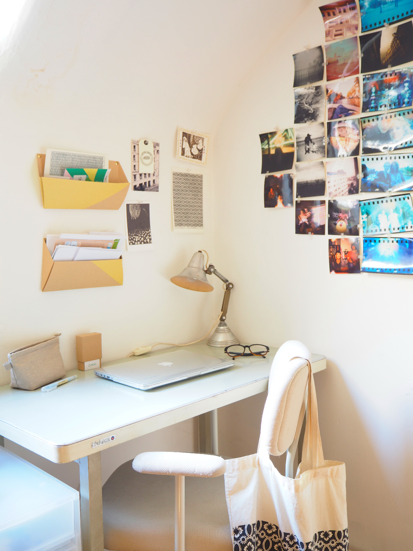 Mon bureau Loeil Pinterest