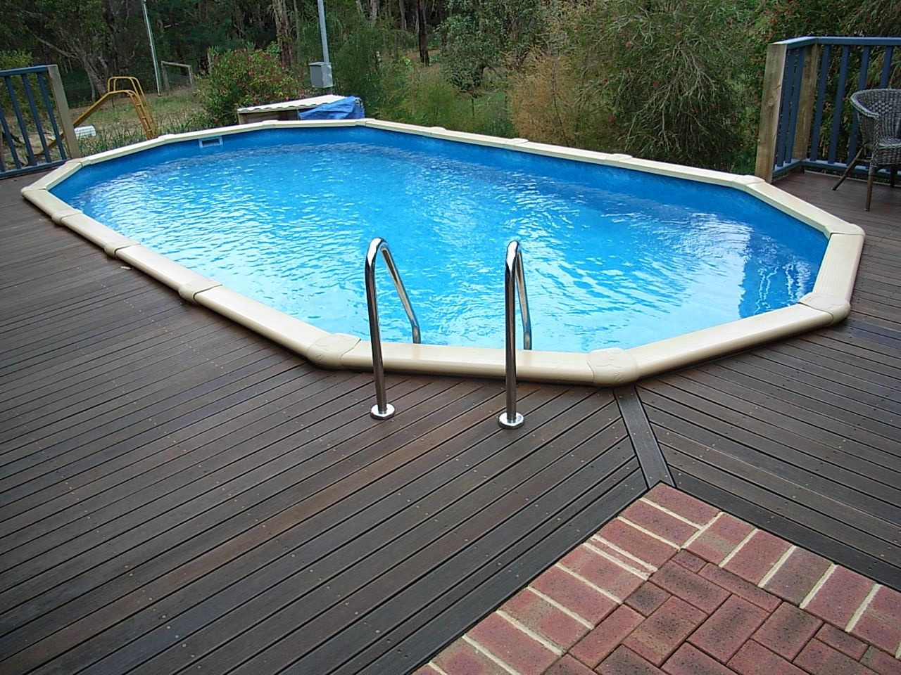 australia wide shipping sterns above ground pools