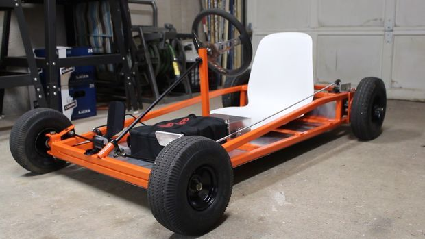 How To Make An Electric Go Kart Benches Electric Go
