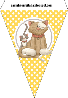 Charming Child: Kit Party Theme Cats Free To Print