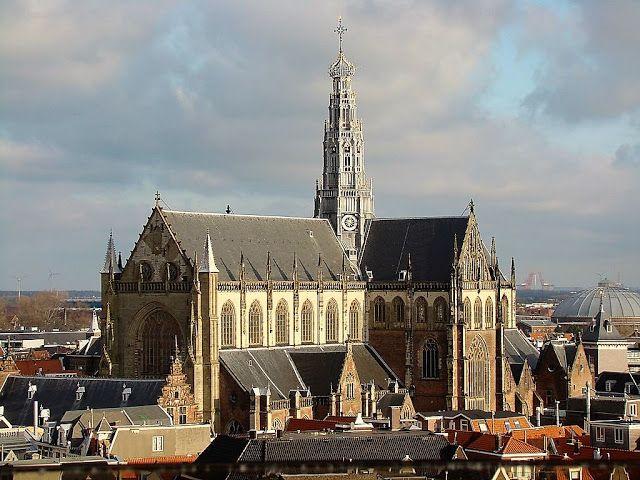 Mooiste kerken van Nederland: De Grote of St. Bavokerk (Haarlem)