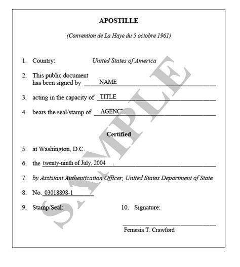 Apostille Cover Letter Sample – Application Letter Sample: Cover ...