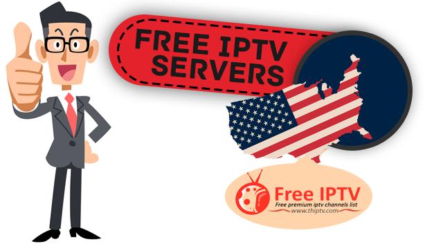 FREE IPTV List Premium USA HD/SD Channels M3U Playlist 11-09