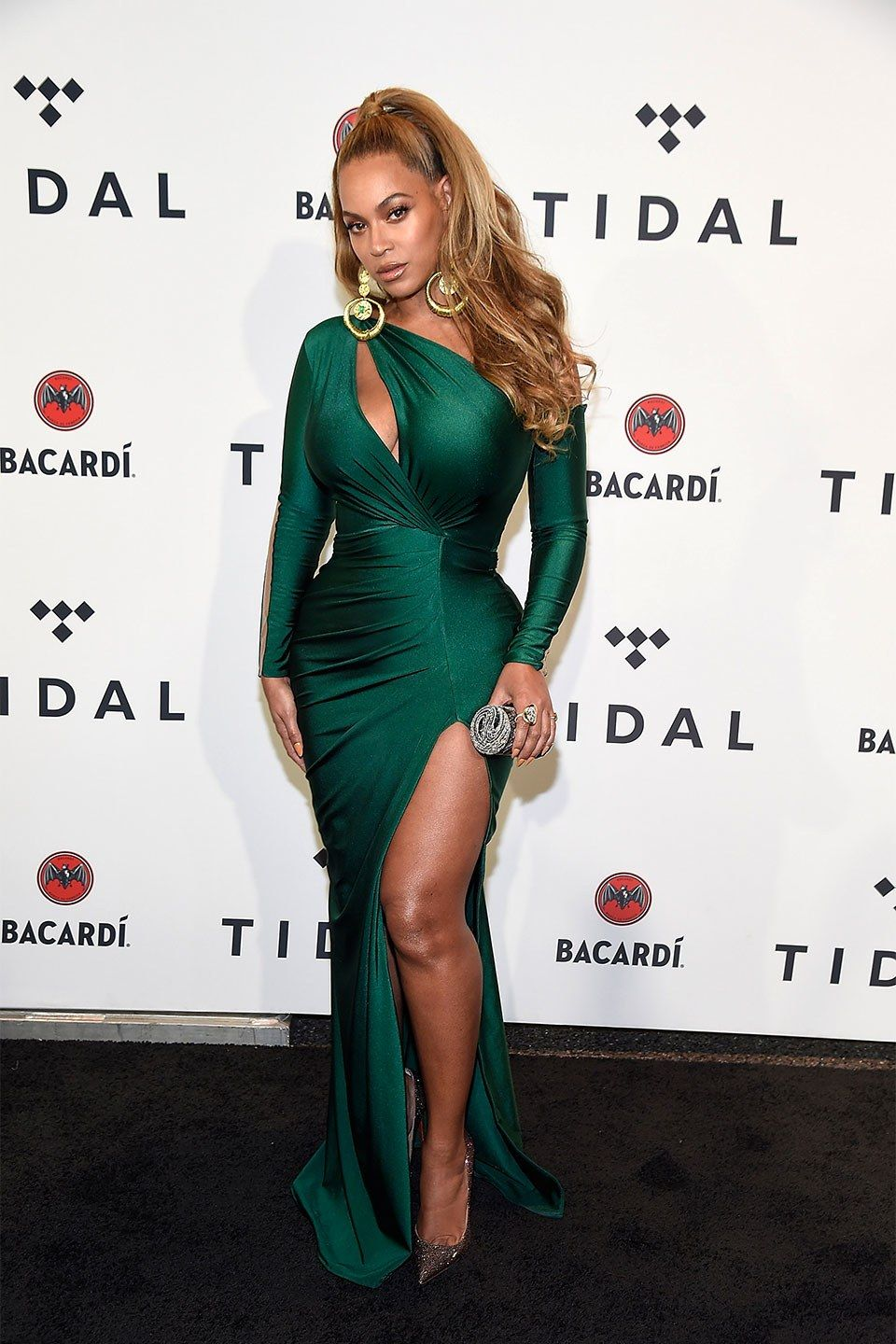 Beyoncé makes her first red carpet appearance since giving birth