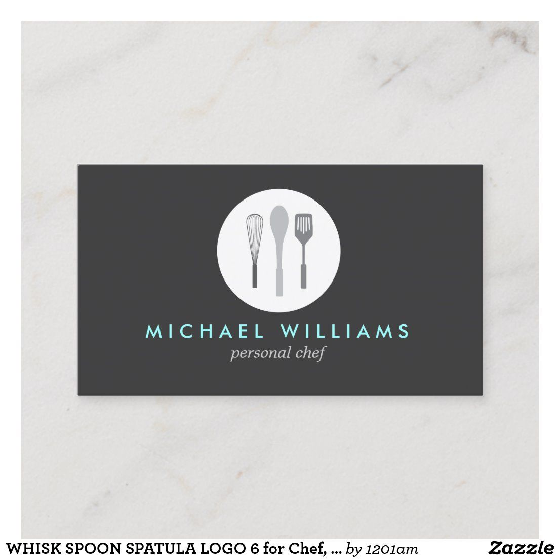 Pin On Caterer Cook Chef Business Card Templates