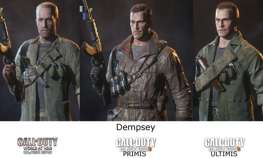 Tank Dempsey Model Comparisons By Josael281999 On Deviantart