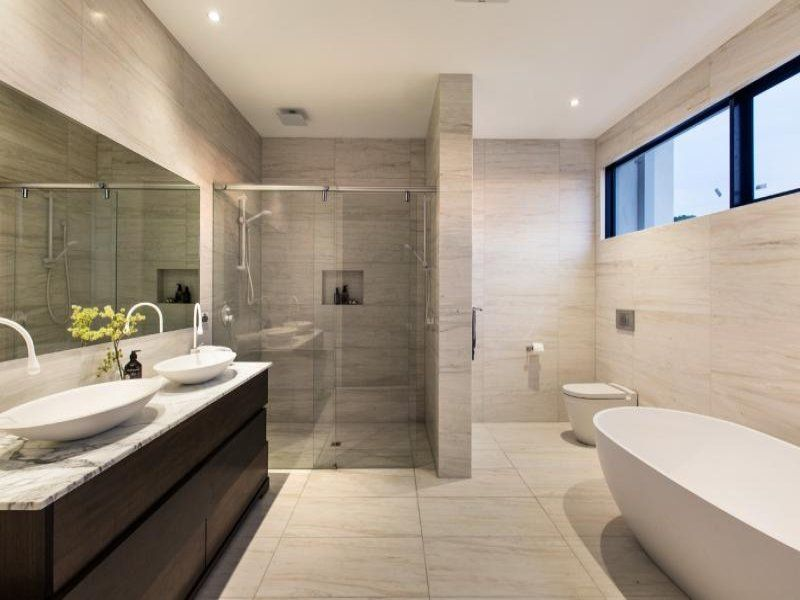 Charming Photo Of A Bathroom Design From A Real Australian House   Bathroom Photo  8766989
