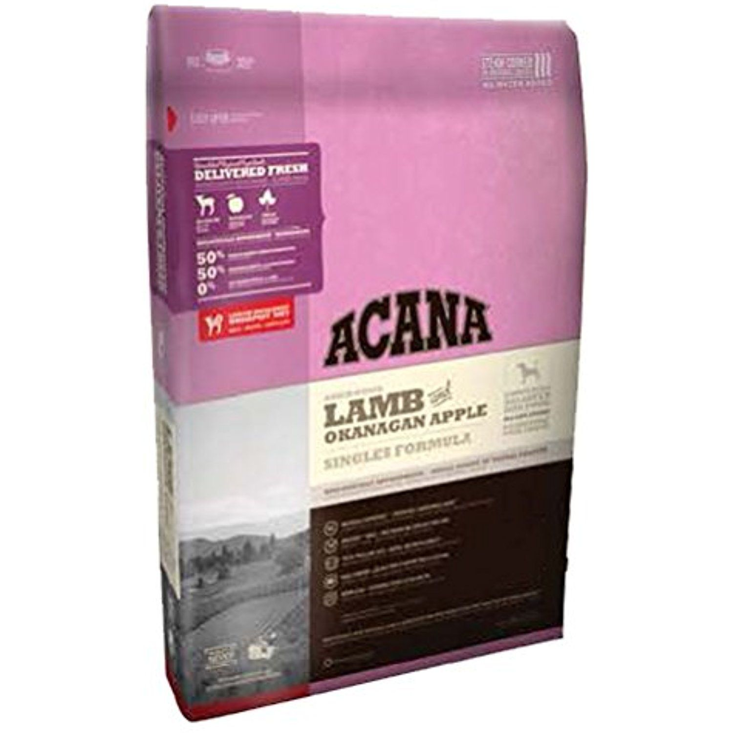 Acana Singles Limited Ingredient Diet Lamb and Apple