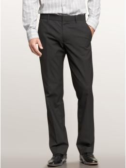 6a5e05b2e48f The tailored charcoal pant (straight fit)