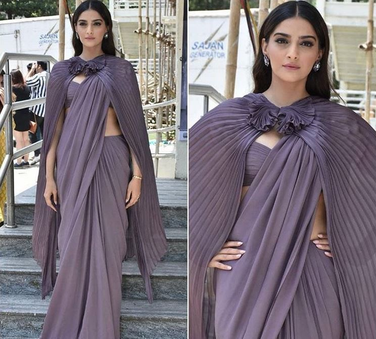 Fashion Saree Trends For 2019 Top 11 Saree Designs Latest Saree Trends Saree Trends Saree Designs
