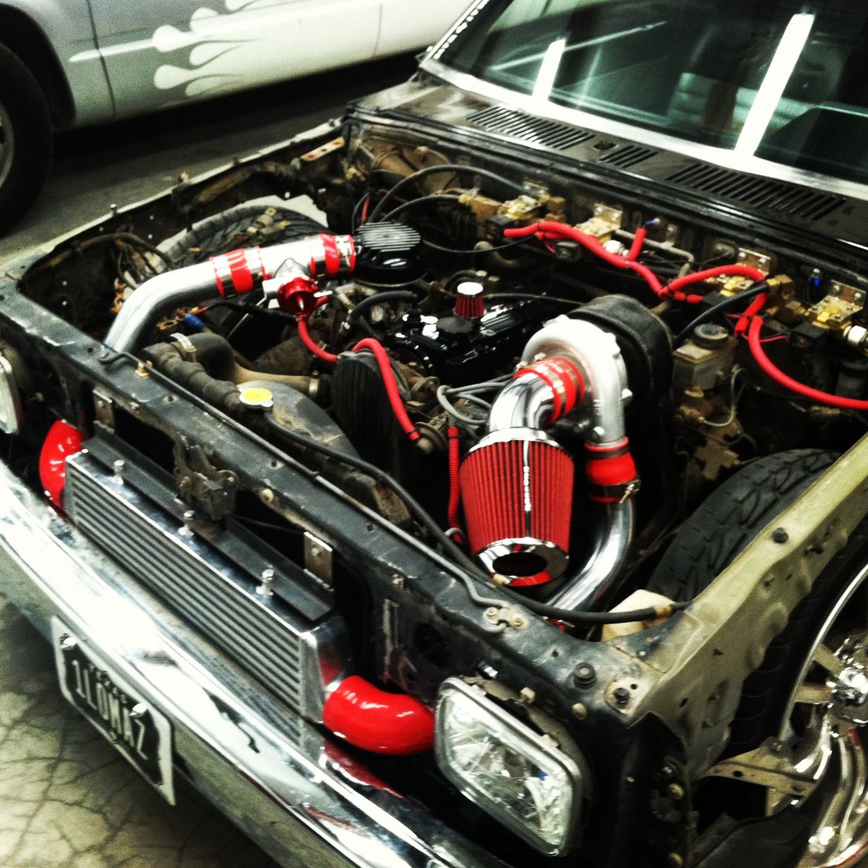 Ec Ae C C Ffb B A A on Mazda B2200 V8 Swap Conversion