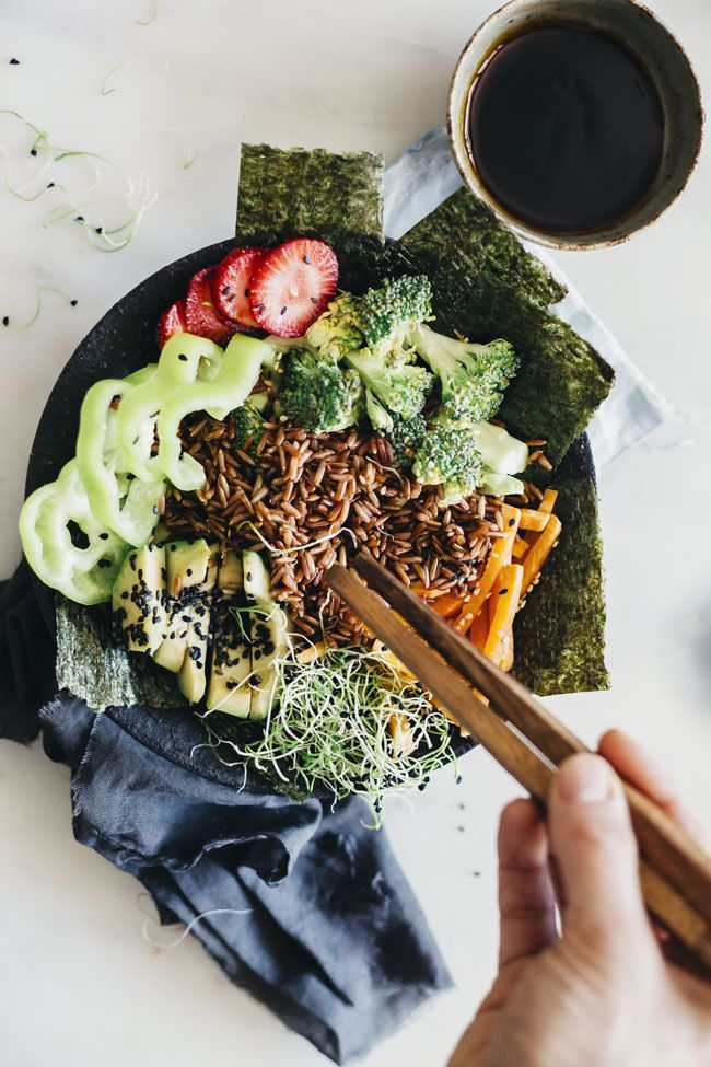 7 Beautiful Healthy Meal Bowls to Make for Dinner This Week | hello glow