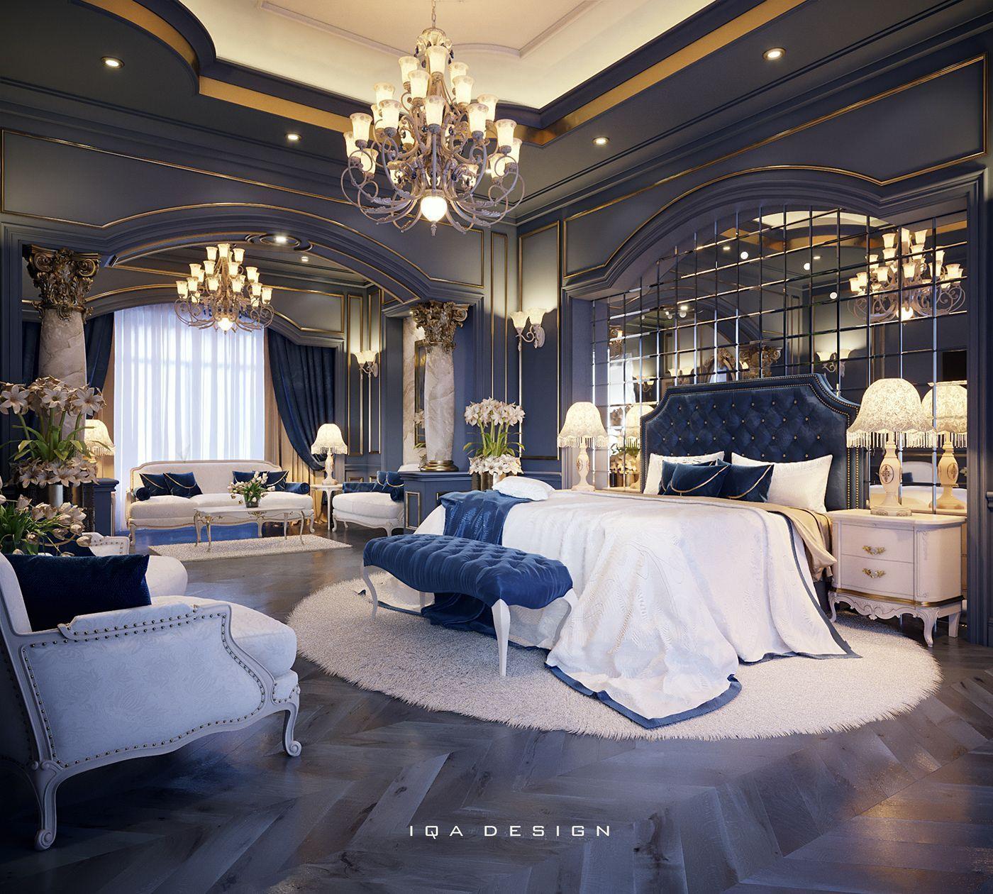 Luxury Master Bedroom On Behance Luxurymasterbedroomsfloorplans Luxurymasterbedroomfurniturese Luxury Bedroom Master Luxurious Bedrooms Luxury Bedroom Design Luxury master bedroom photo
