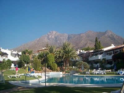 El Vivero, Marbella. Kay & Harry's place  - our home from home in the sun!