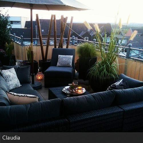Zeigt Her Eure Wohnung: Die 10 Beliebtesten Gärten Und Balkone Der Community