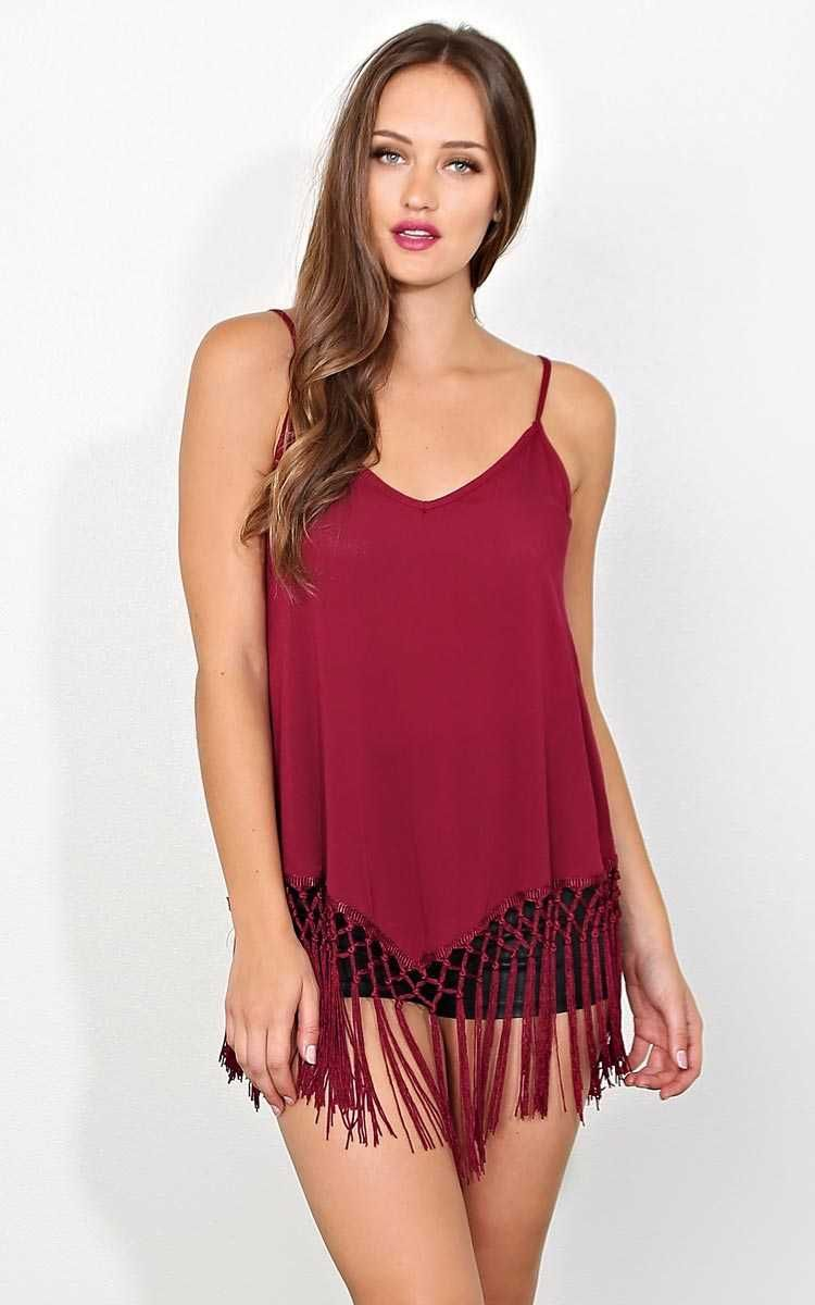 FashionVault styles for less Women Tops  Check this  Boho Swing
