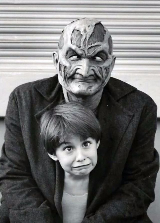 20 Awesome Behind The Scenes Photos From A Nightmare On Elm