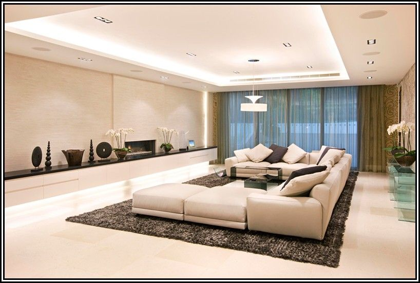 Living Room Lighting Ideas Low Ceiling Luxury Living Room