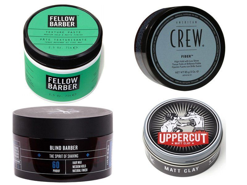 These Are The Only 3 Hair Products Men Should Use Mens