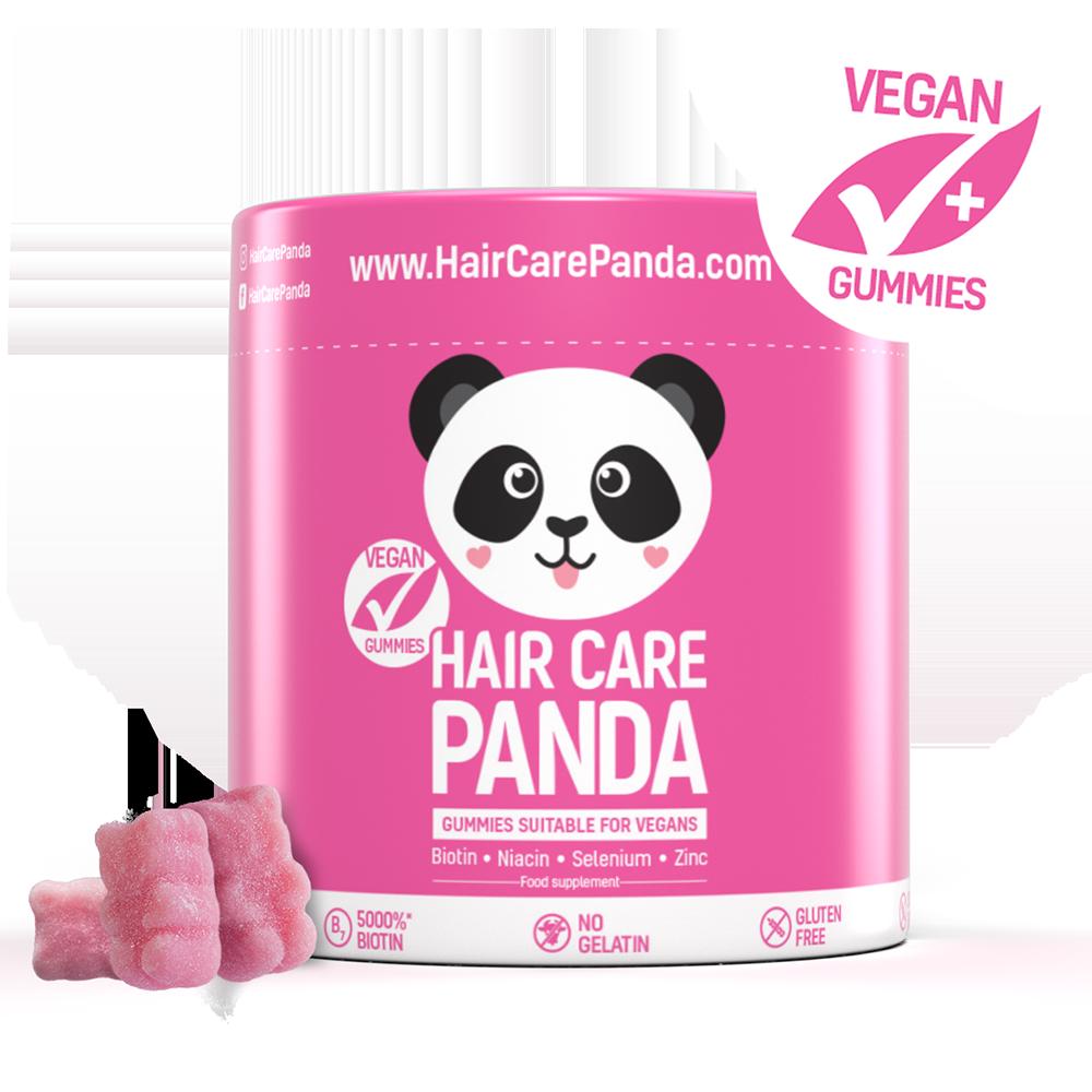 Hair Care Panda Cena Apteka Sklep tanio Żelki