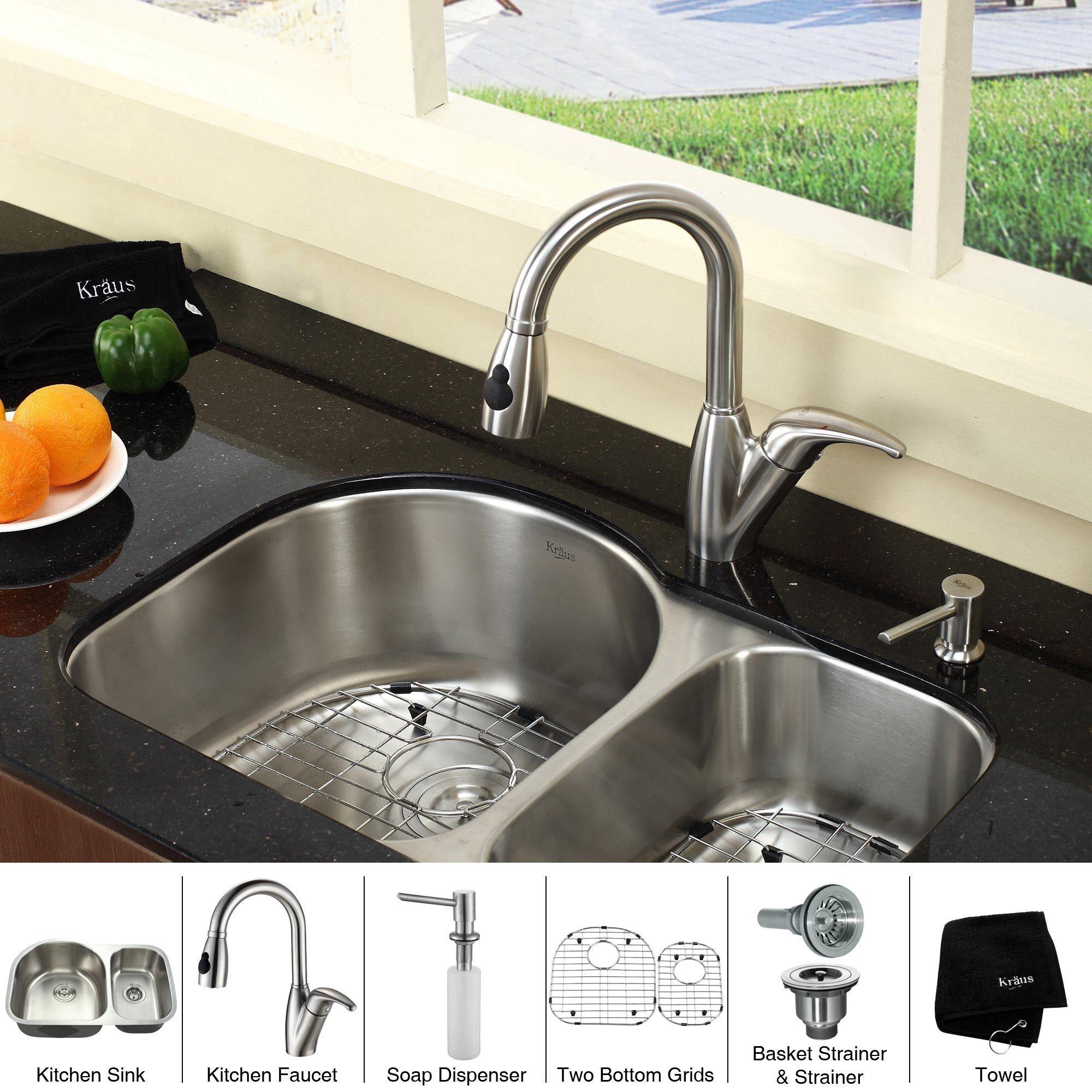 Kraus Stainless Steel Kitchen Sink Strainer | http://yonkou-tei ...
