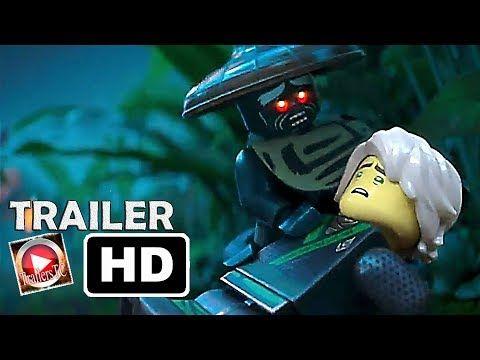 THE LEGO NINJAGO MOVIE Trailer #2 (2017) Animated Comedy Movie HD ...