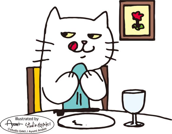150221 Cat Itwasgood 猫のイラスト 猫 ネコ イラスト