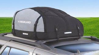 Highland Karpak Rooftop Cargo Carrier Bag At Etrailer Com Cargo Carrier Cargo Carriers Top Luggage
