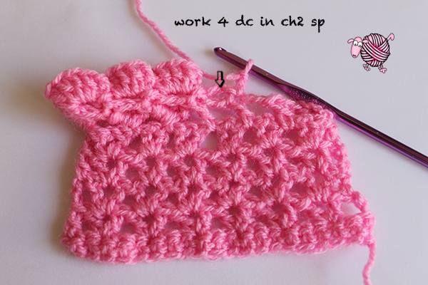 Crochet Flower Edging Dearest Debi Patterns Crocheting