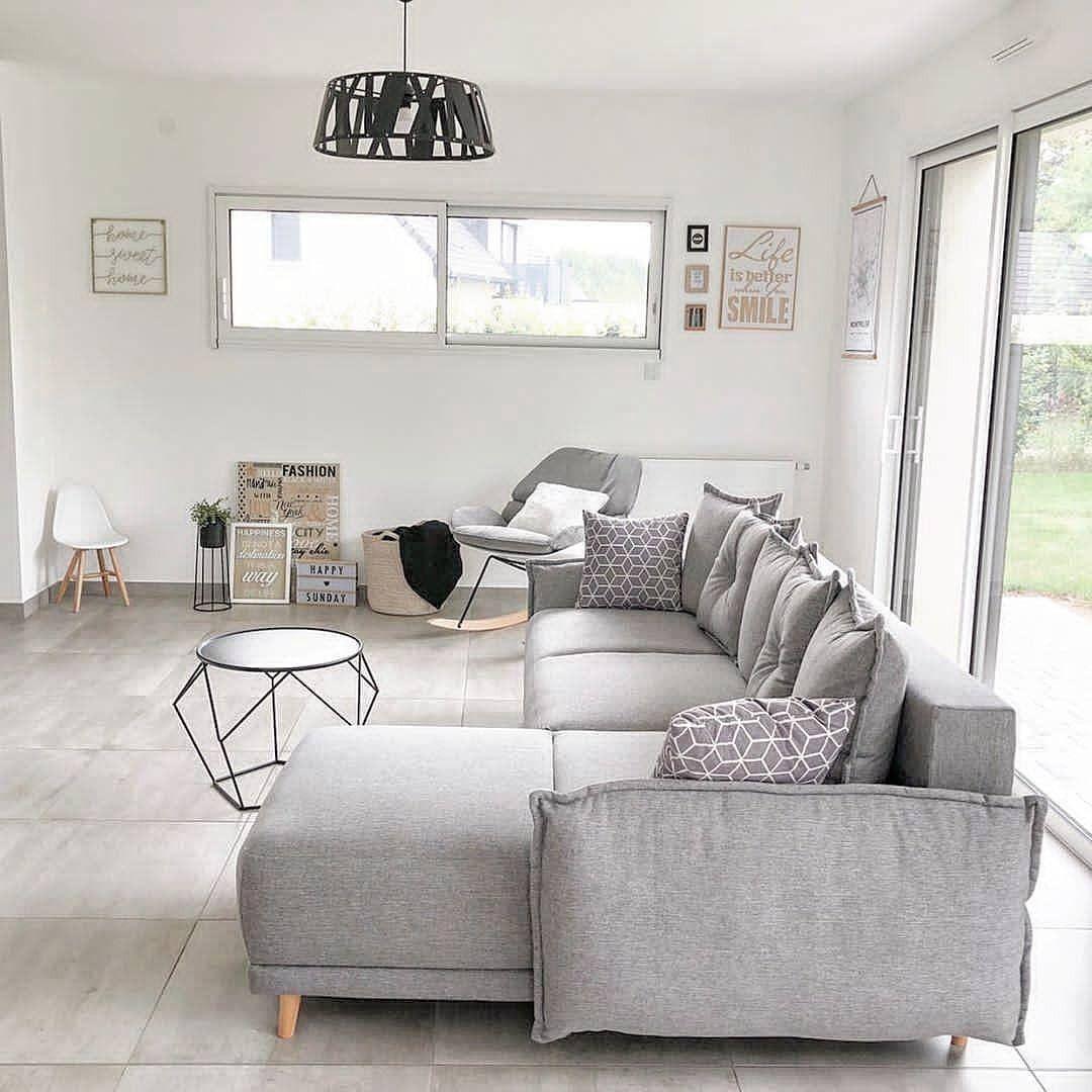 Comment Nettoyer Un Canapé En Cuir Gris Clair Épinglé par estelle garcia sur salon en 2020 | mobilier de