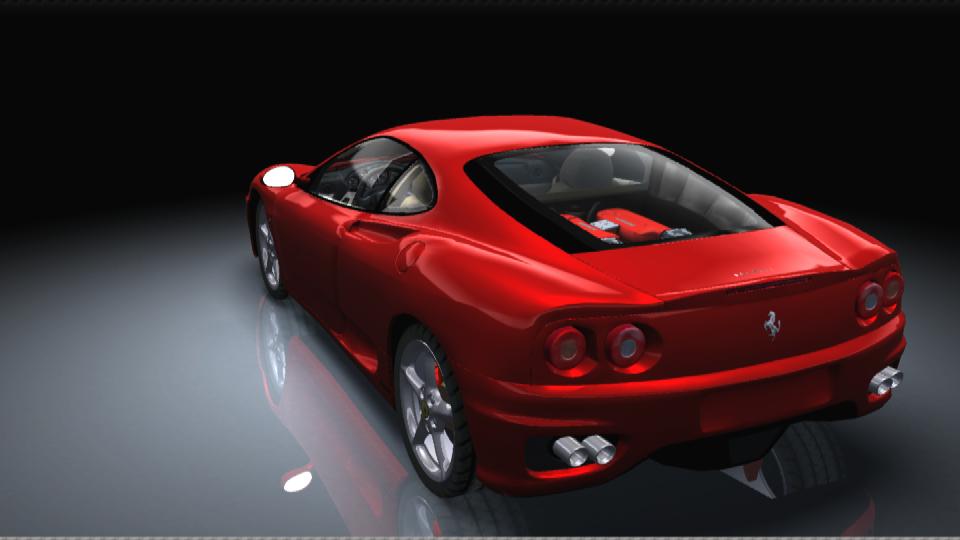 The 360 Modena...my fav Ferrari of all time