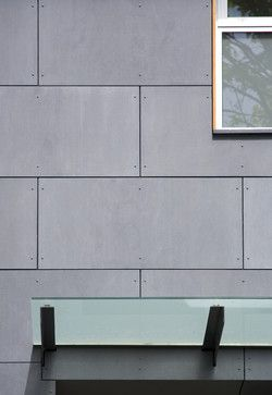 Cement Fiberboard Exterior Panels Exterior Wall Materials