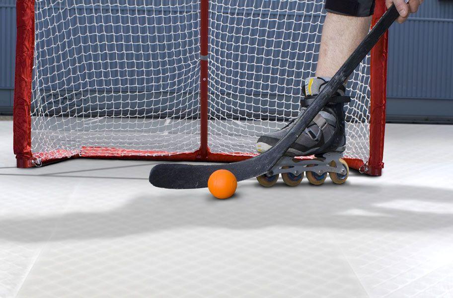 Hotshot Hockey Floor Tiles Court Flooring Pinterest Inline