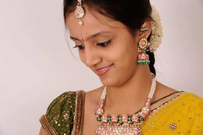 The Gallery For Jr Ntr Marriage Photos With Pranathi Marriage Photos Marriage Drop Earrings