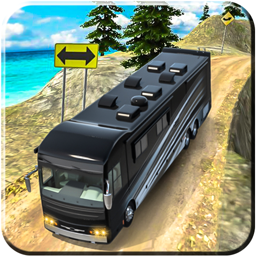Bus Simulator 2017 Real Bus 1 0 Mod Apk Unlocked Welcome To A New Era Of Off Road Bus Simulator 2017 Passenger Games Pickup Pass Mission Game Simulation Bus