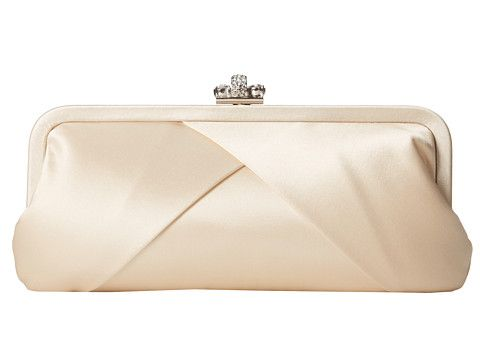 Franchi Handbags Judith Clutch Great To Pair With A Striking Dress