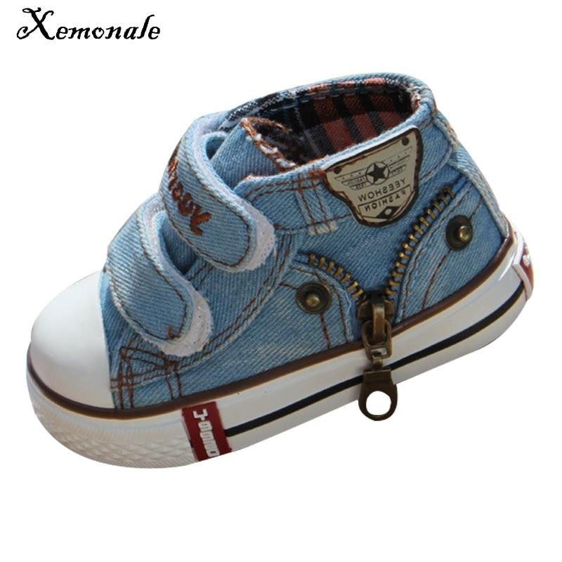 New style children canvas shoes girls and boys fashion flats shoes  breathable kids sneakers child casual baby shoes size 19-24. Yesterday s  price  US  16.16 ... 17ce0933394