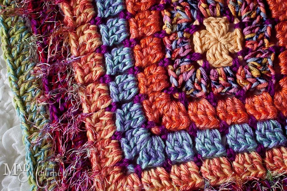 Granny blankets-Traditional and Chocolate Box Styles - Love this ...