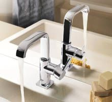Allure Single-lever basin mixer | Stone Project | Pinterest | Faucet ...