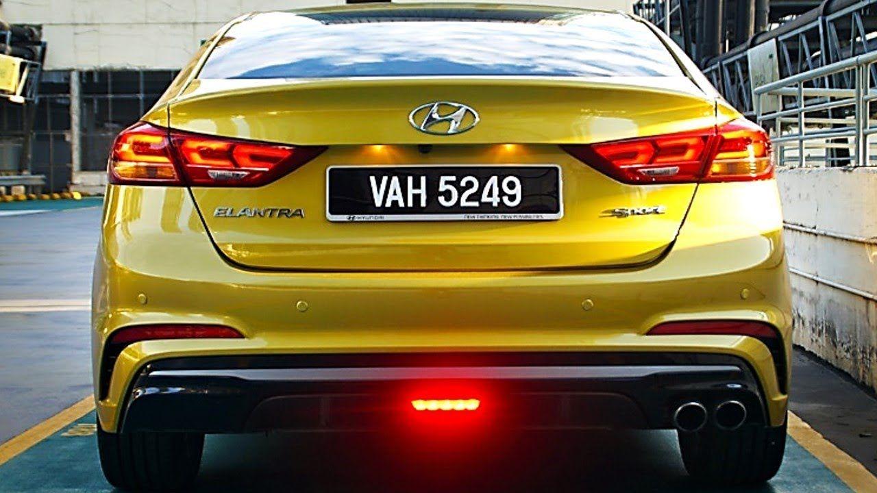 Hyundai Avante 2020 Price In India