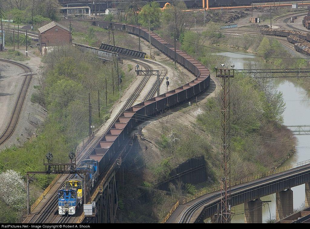 RailPictures.Net Photo: URR 22 Union Railroad EMD MP15DC at Braddock, Pennsylvania by Robert A. Shook