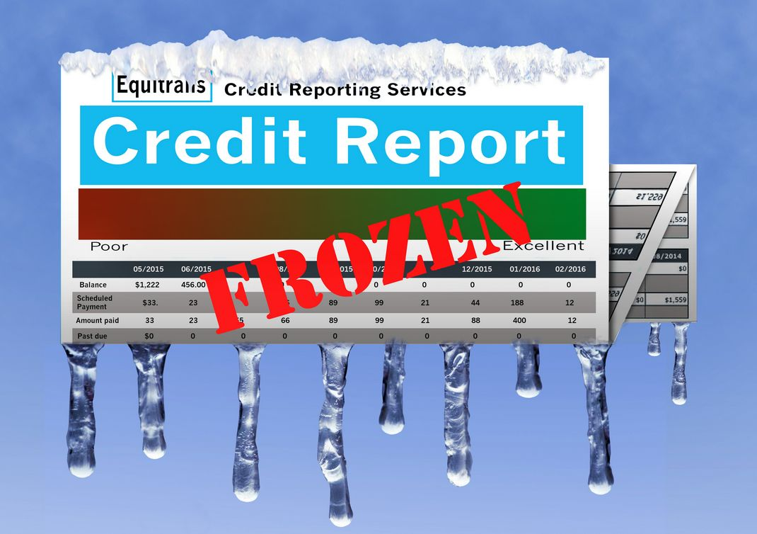 How to freeze your credit report credit report credits