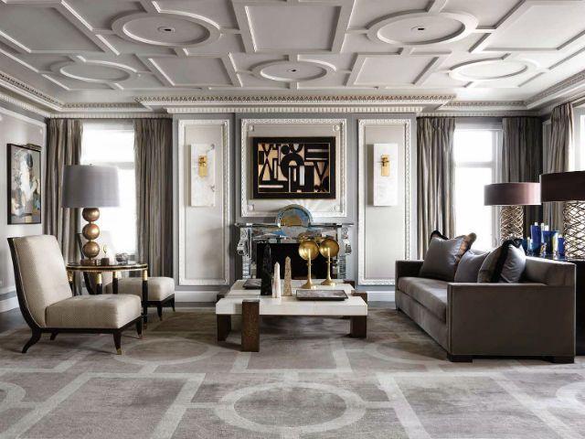 Interni è punto di riferimento per l'arredamento della casa. Jean Louis Deniot Decoration Jean Louis Deniot Decoration Soggiorno Di Lusso Design Di Interni Di Lusso Idee Di Interior Design