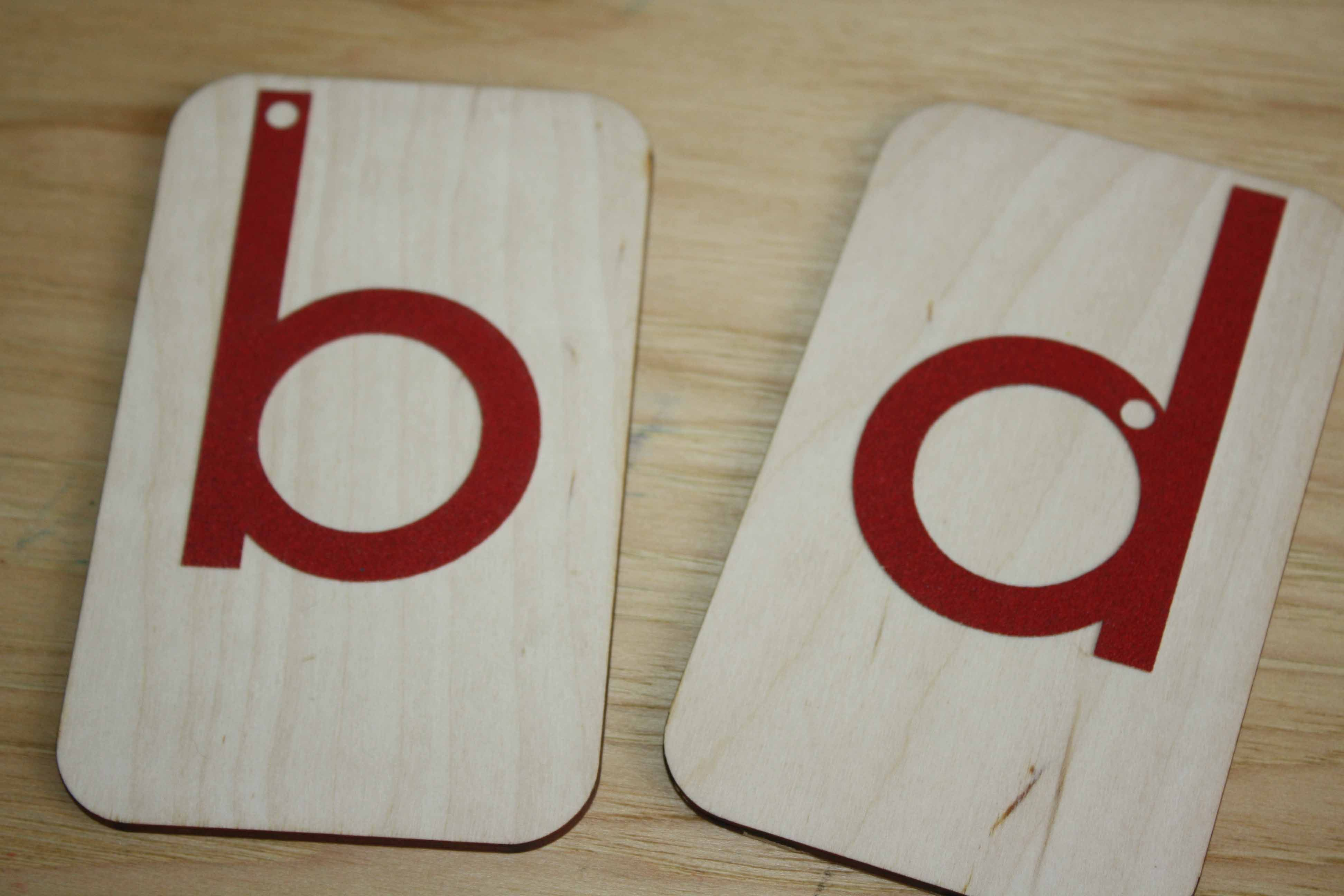 4 Tricks For Helping Students Correct B D Letter Reversals